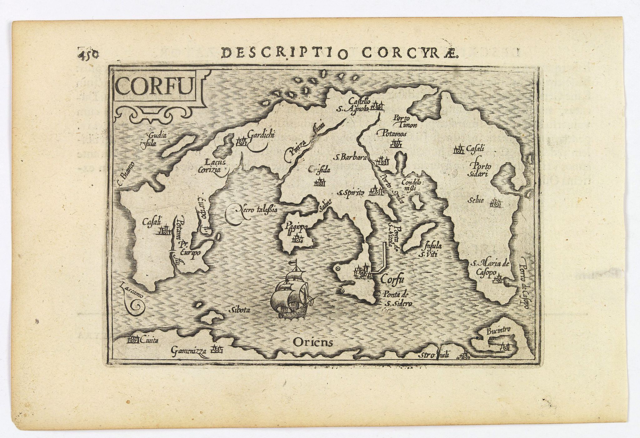 LANGENES, B. / BERTIUS, P. -  Corfu.