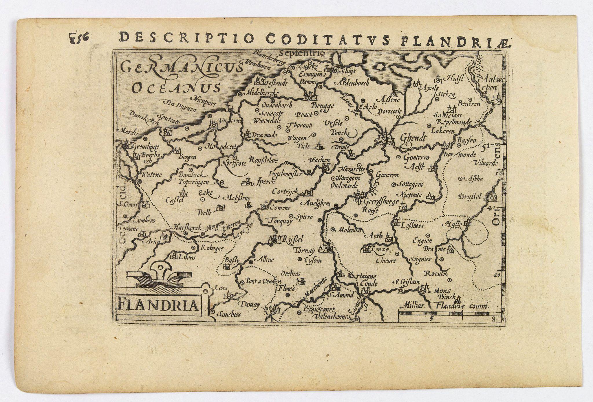 LANGENES, B. / BERTIUS, P. -  Flandria.