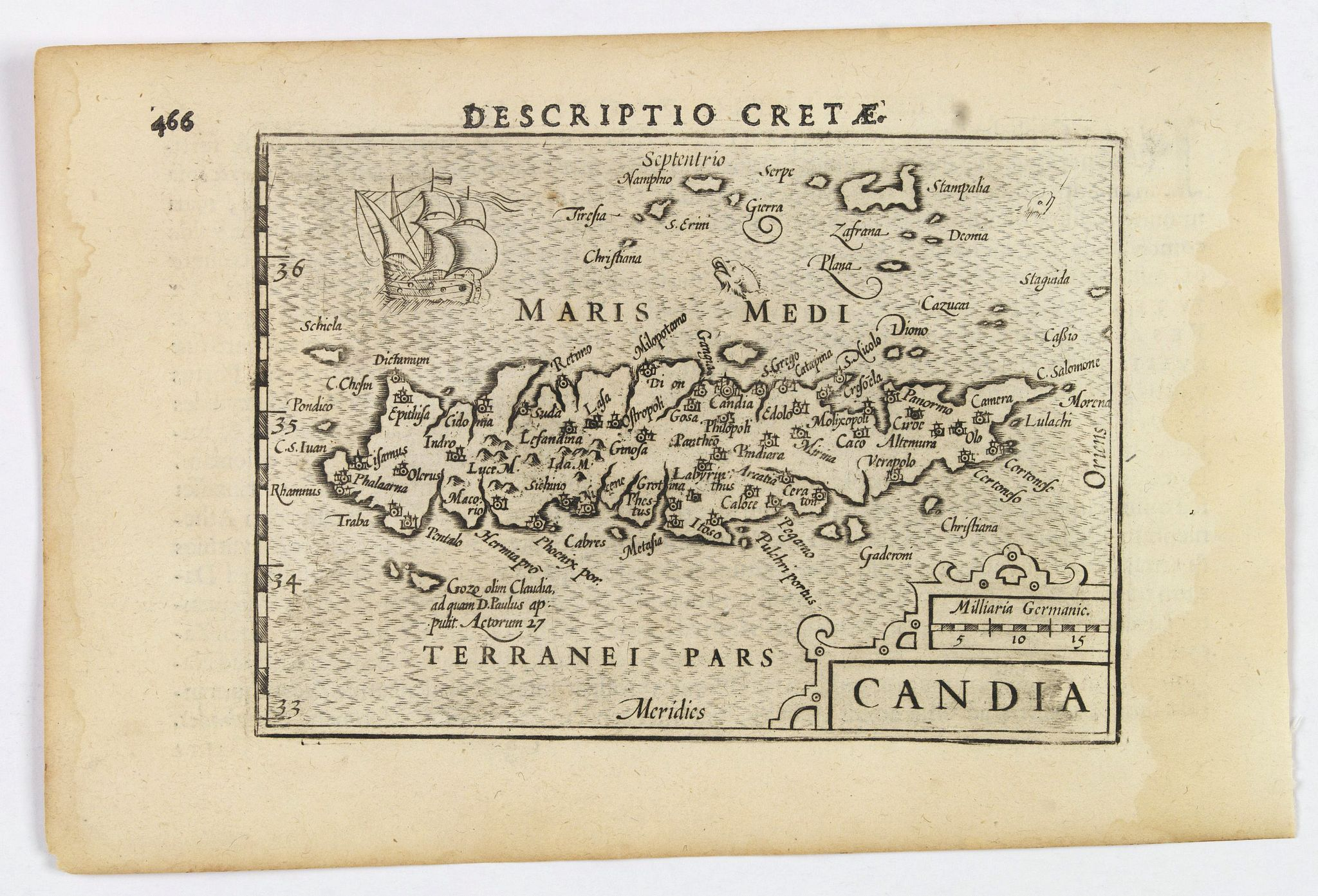 LANGENES, B. / BERTIUS, P. -  Candia.