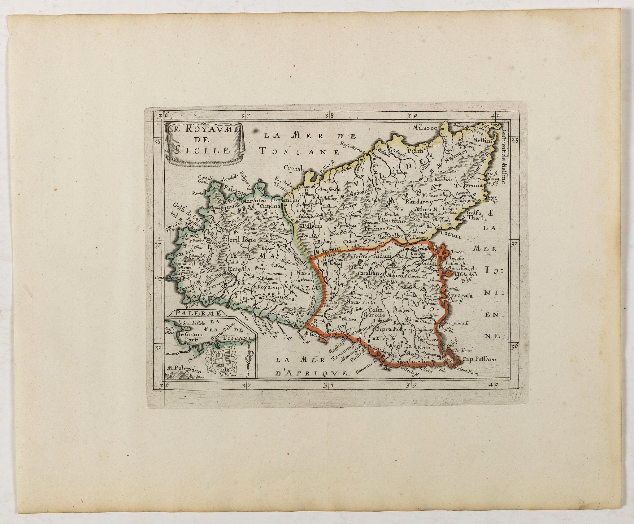 BRIET, Ph. -  Le Royaume de Sicile.