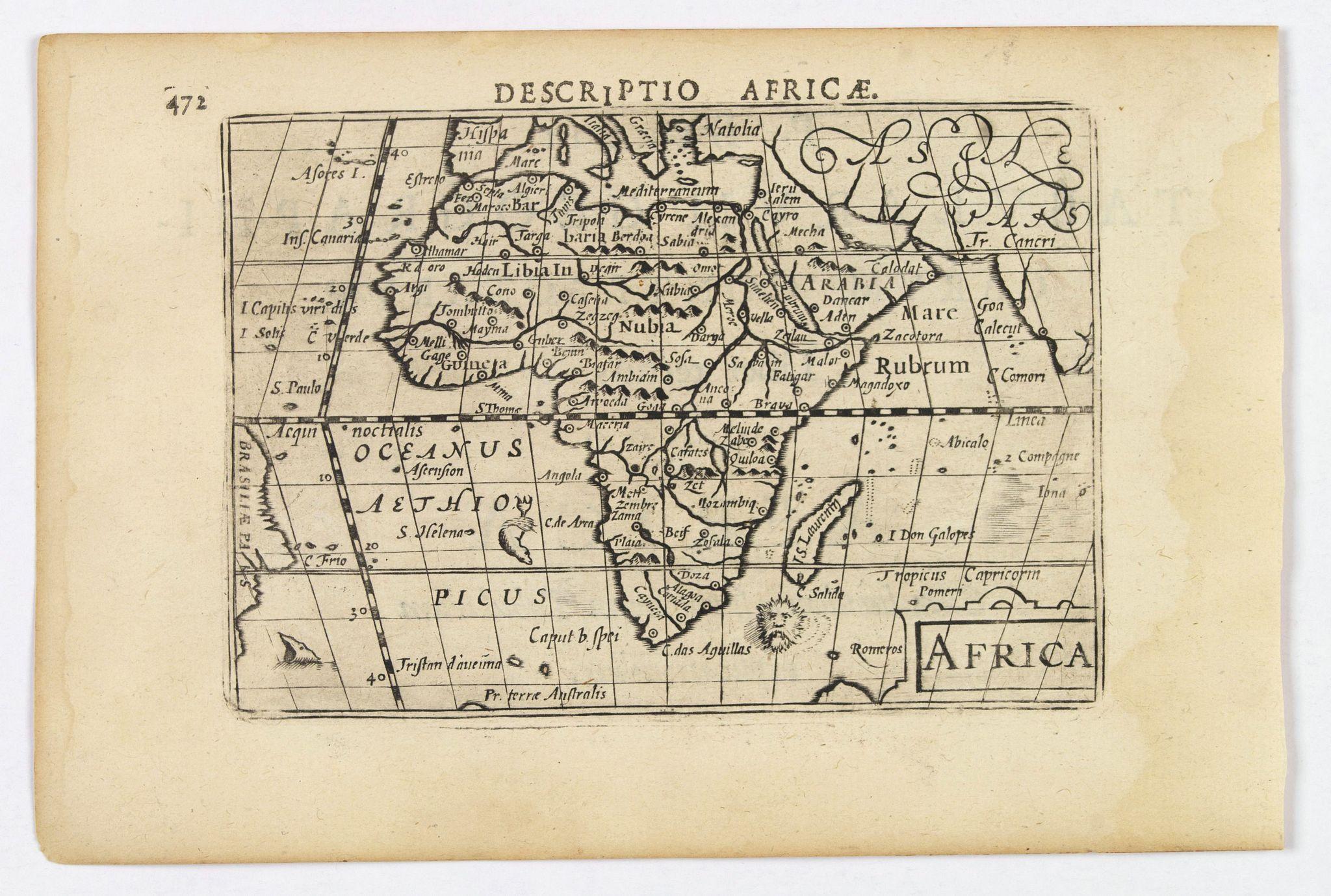 LANGENES, B. / BERTIUS, P. -  Africa.
