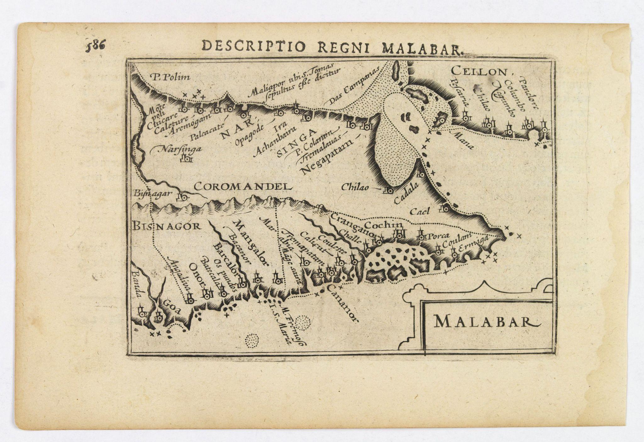 LANGENES, B. / BERTIUS, P. -  Malabar.