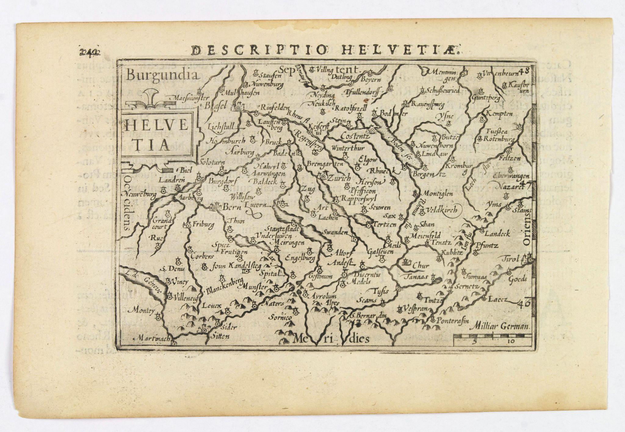 LANGENES, B. / BERTIUS, P. -  Helvetia.