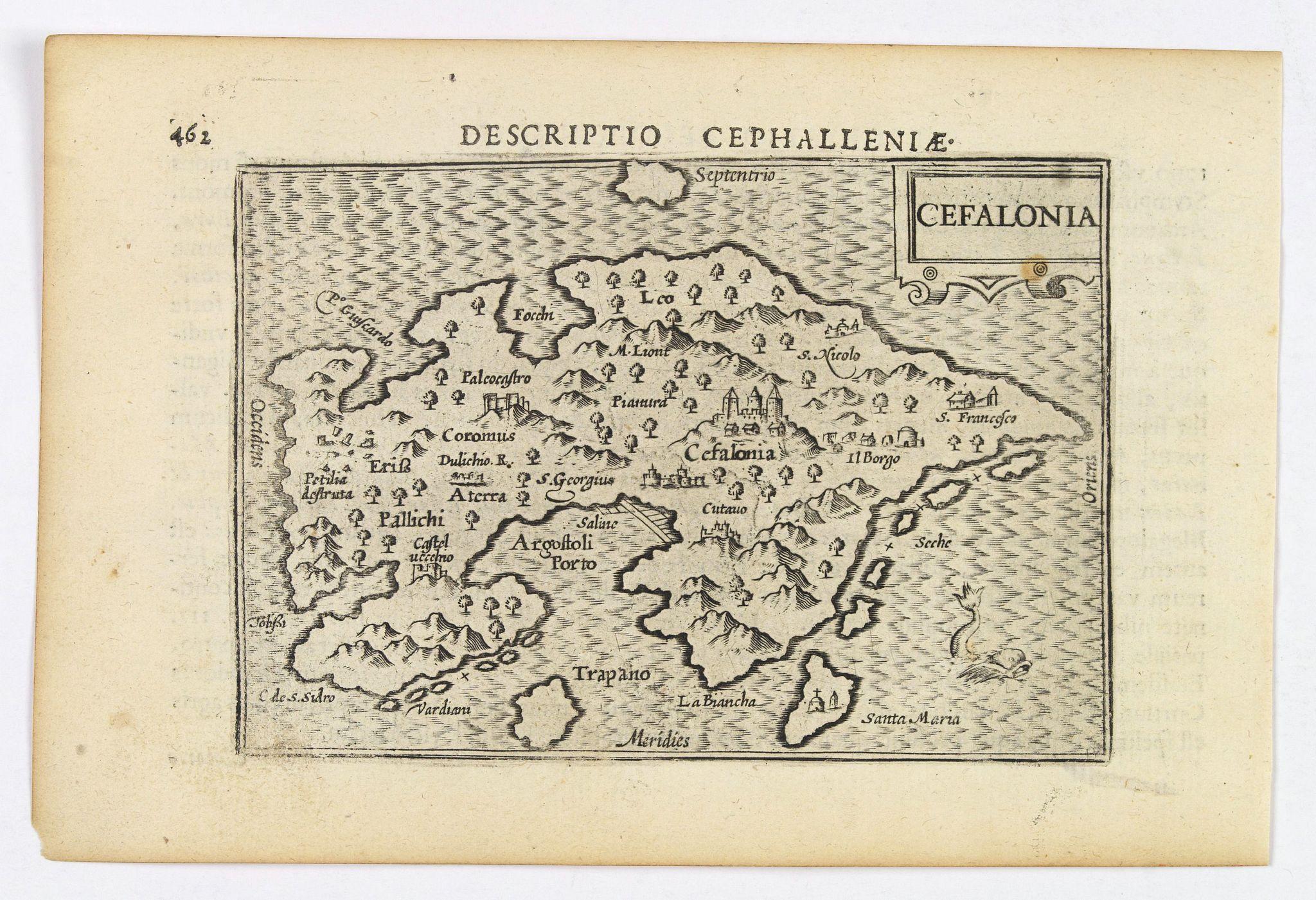 LANGENES, B. / BERTIUS, P. -  Cefalonia.