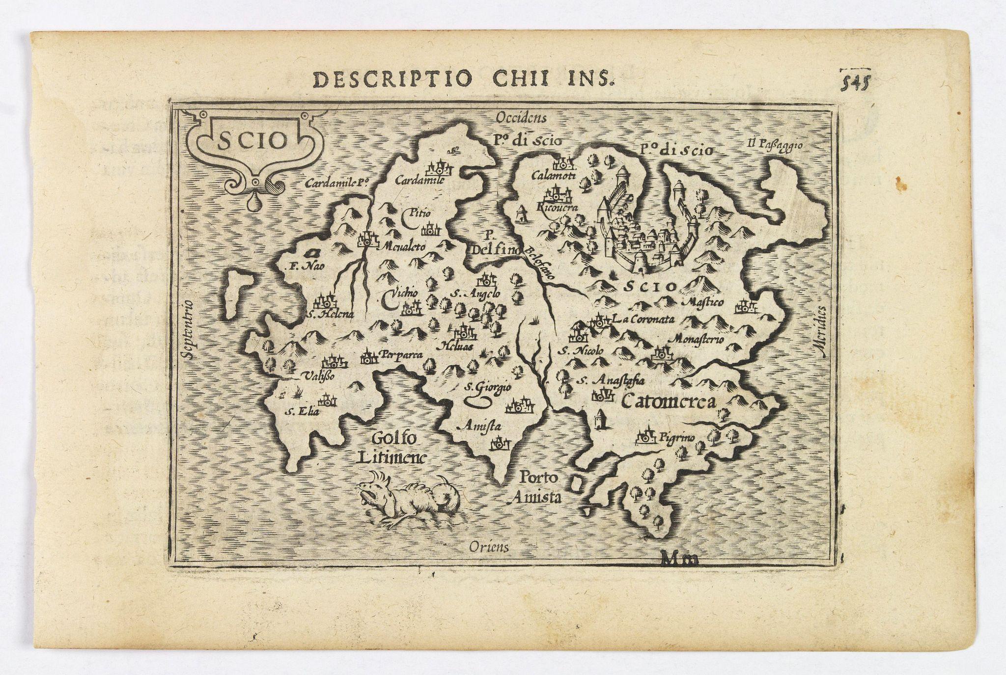 LANGENES, B. / BERTIUS, P. -  Scio.