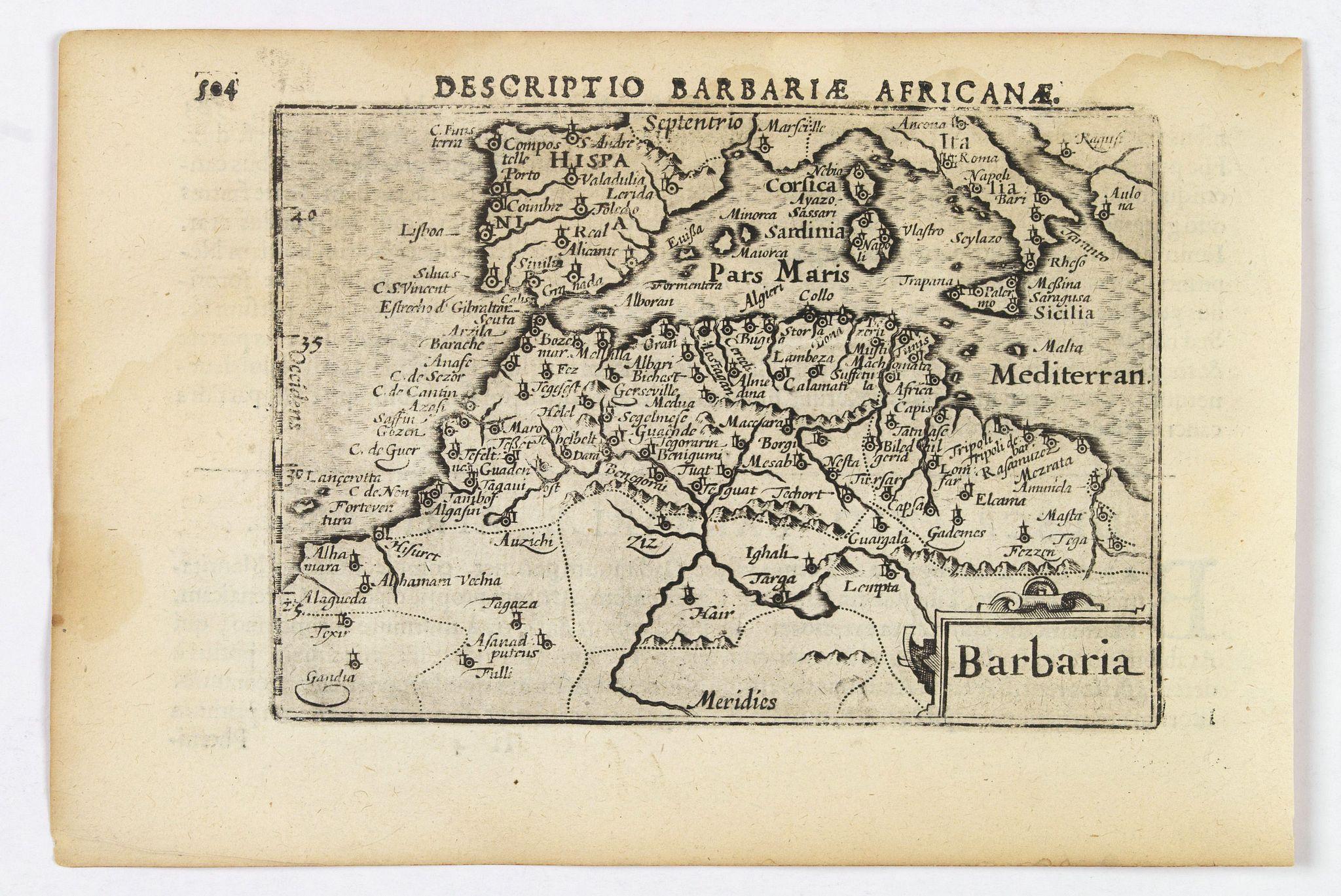 LANGENES, B. / BERTIUS, P. -  Barbaria.