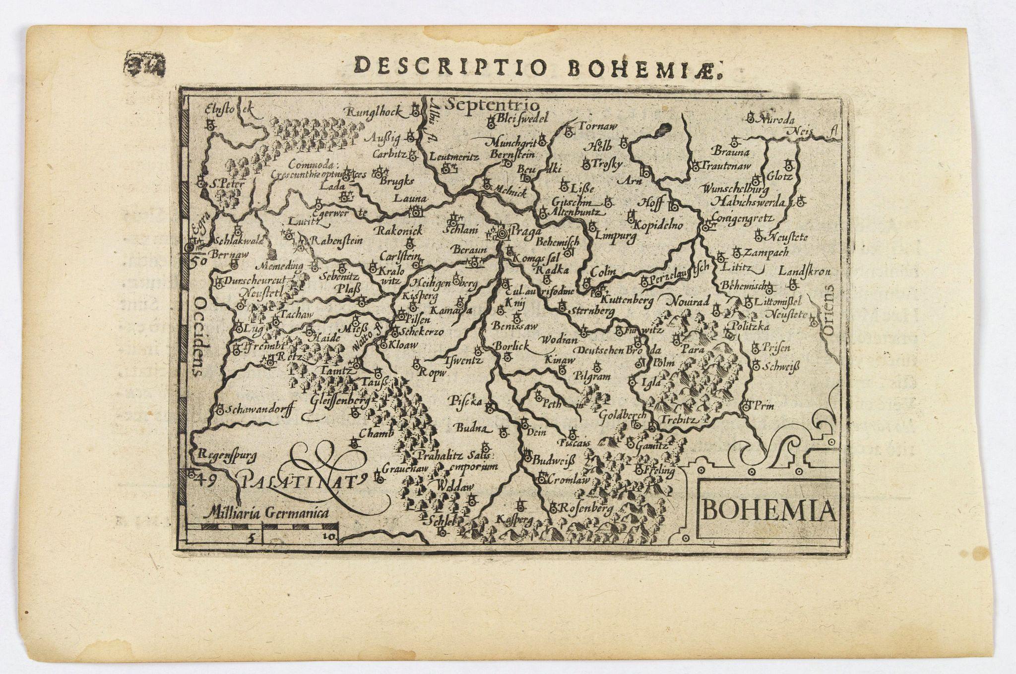 LANGENES, B. / BERTIUS, P. -  Bohemia.