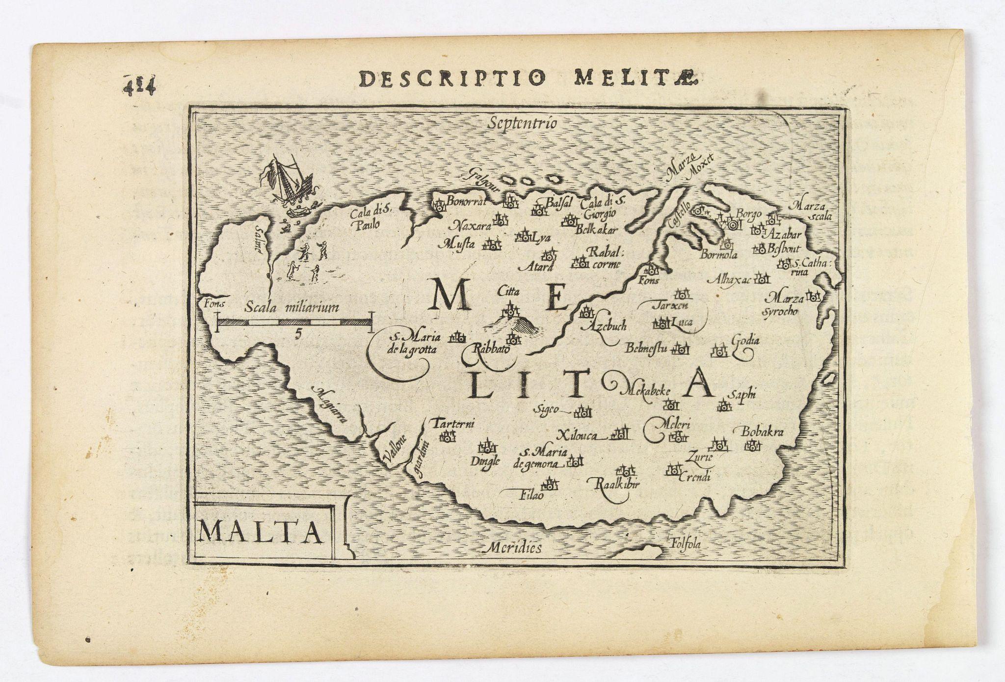 LANGENES, B. / BERTIUS, P. -  Malta.