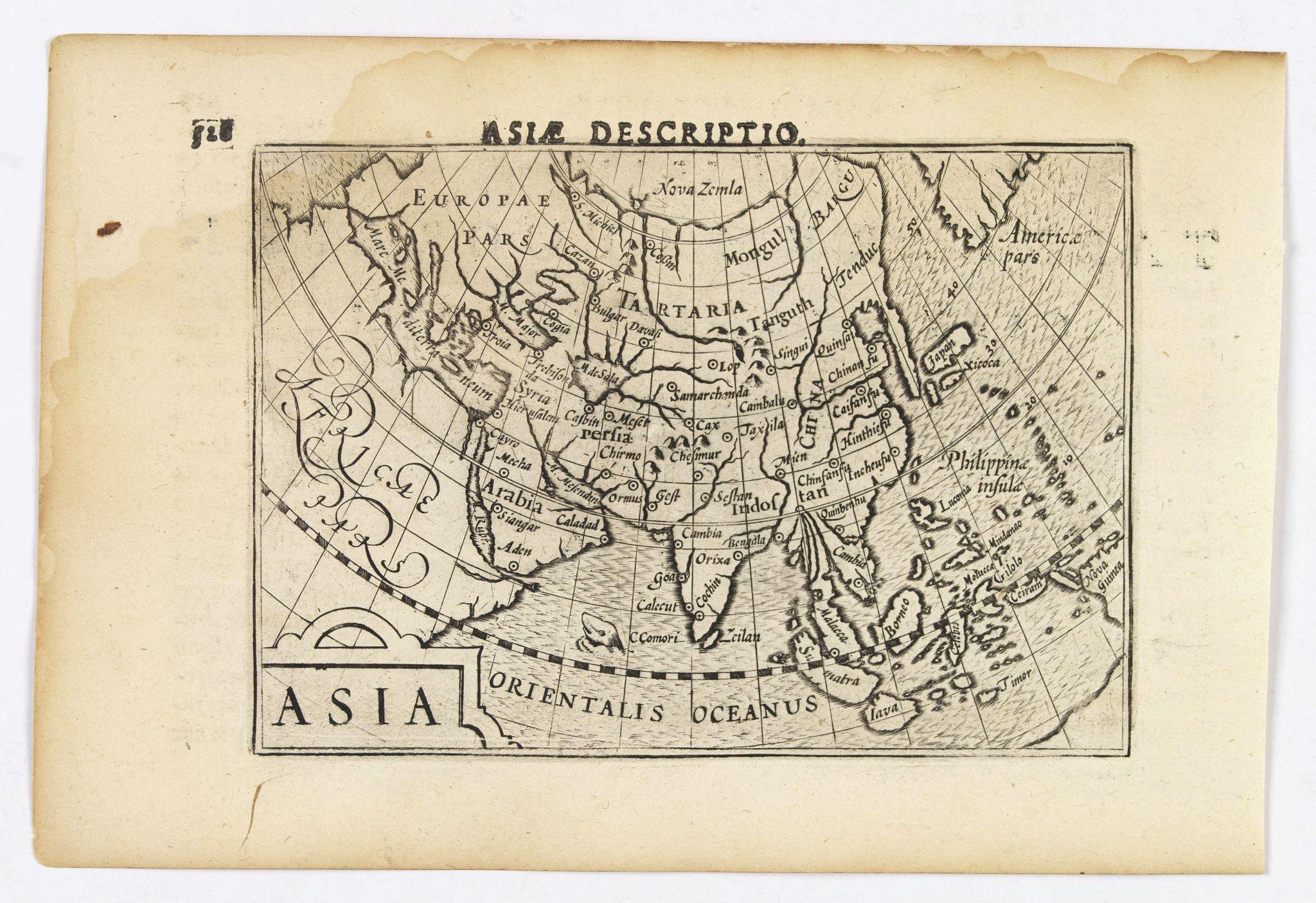 LANGENES, B. / BERTIUS, P. -  Asia.