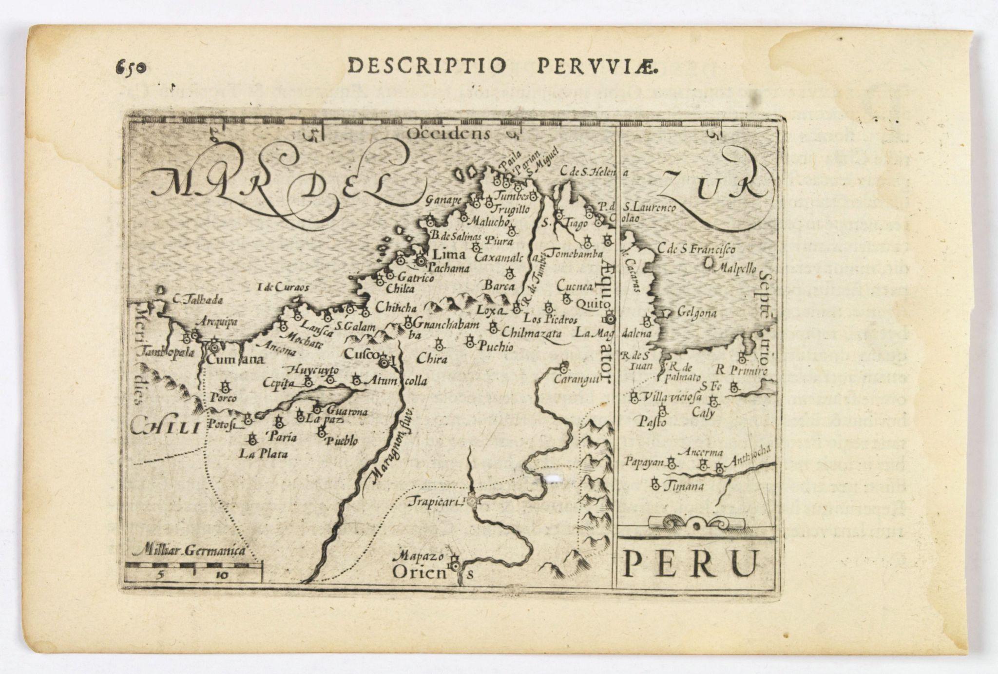 LANGENES, B. / BERTIUS, P. -  Peru.
