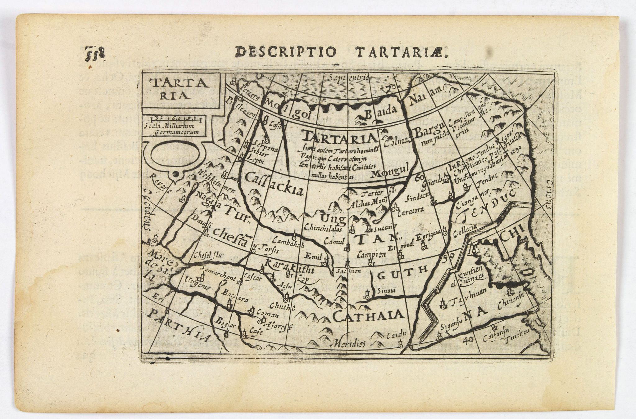 LANGENES, B. / BERTIUS, P. -  Tartaria.