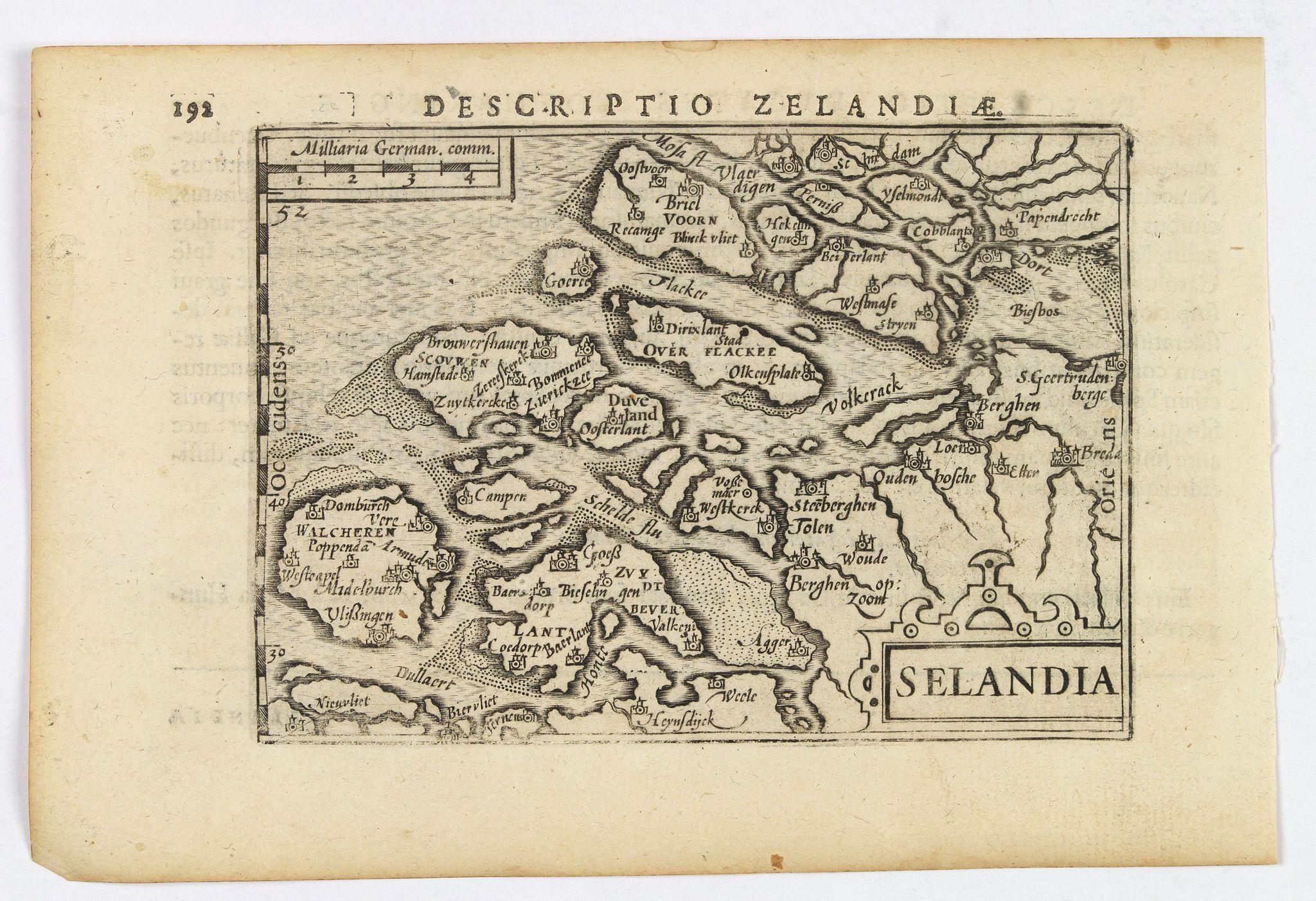 LANGENES, B. / BERTIUS, P. -  Selandia.