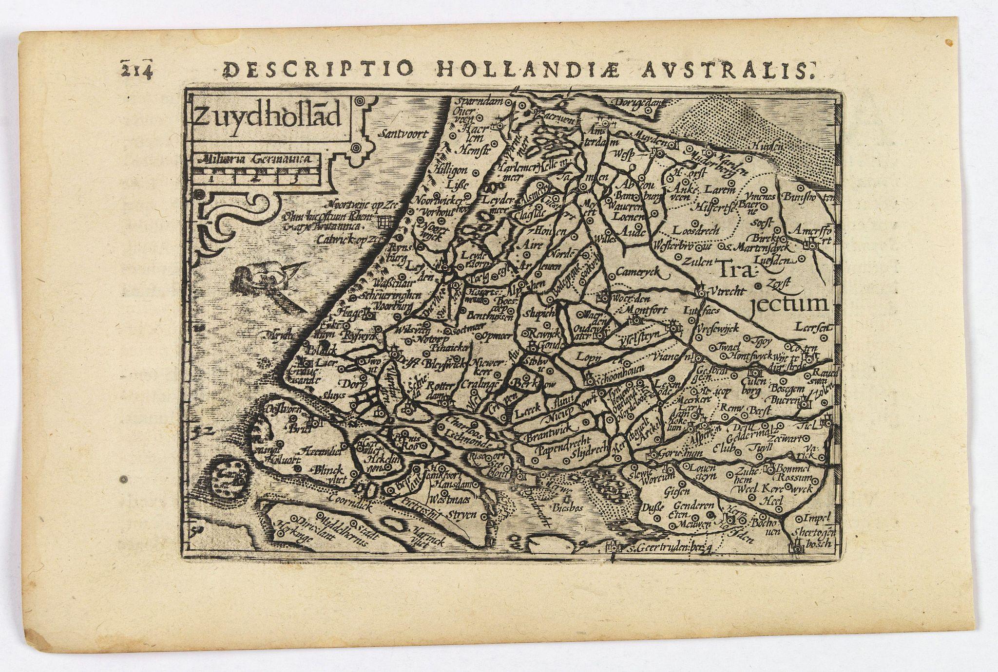 LANGENES, B. / BERTIUS, P. -  Zuydhollad.