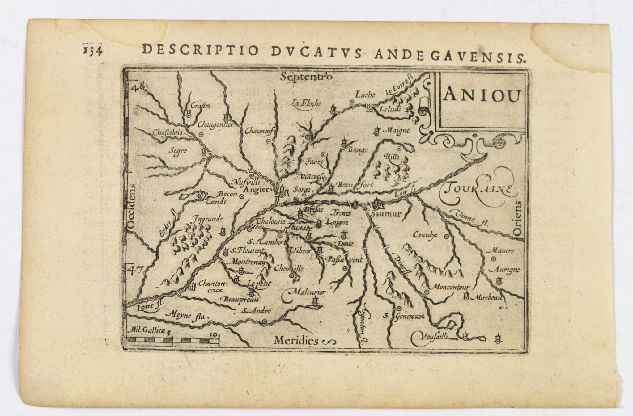 LANGENES, B. / BERTIUS, P. -  Aniou.