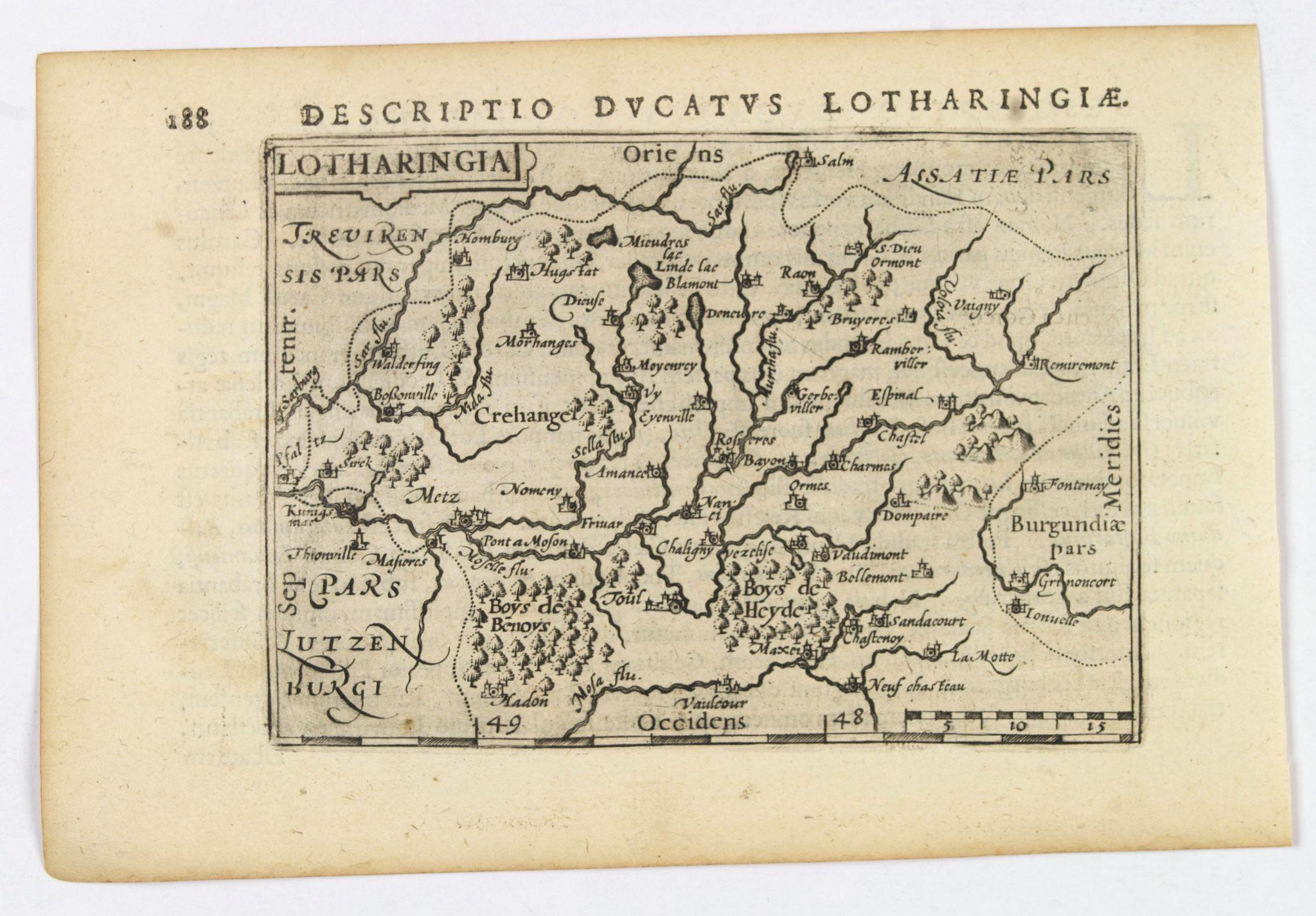 LANGENES, B. / BERTIUS, P. -  Lotharingia.