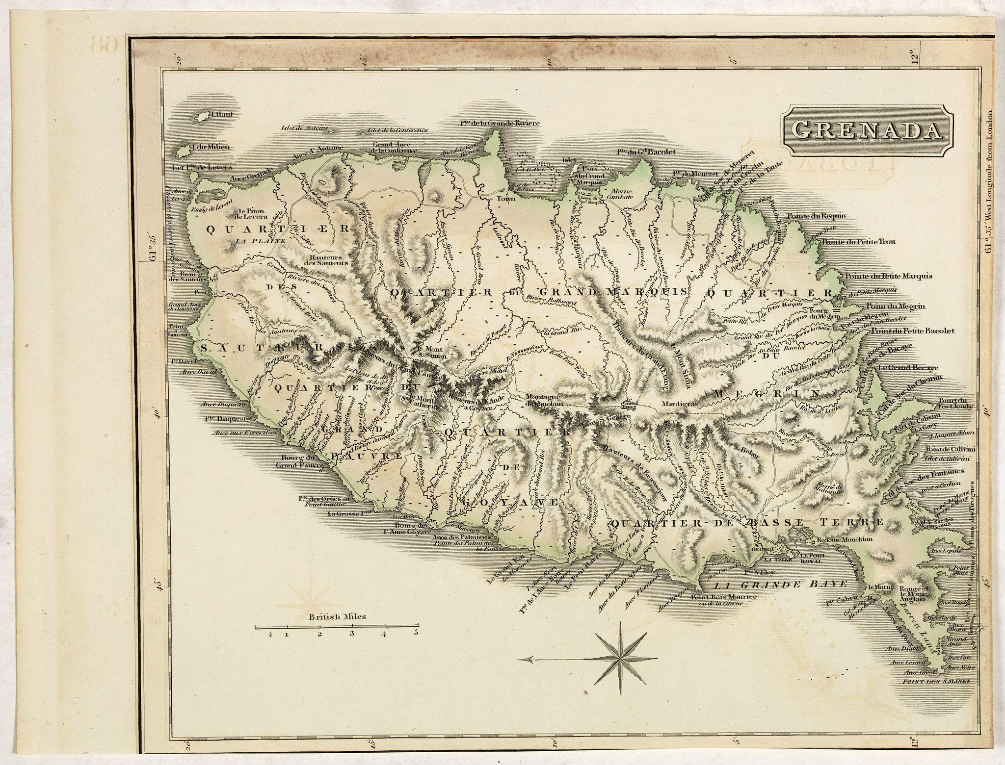 THOMSON, J. -  Grenada.