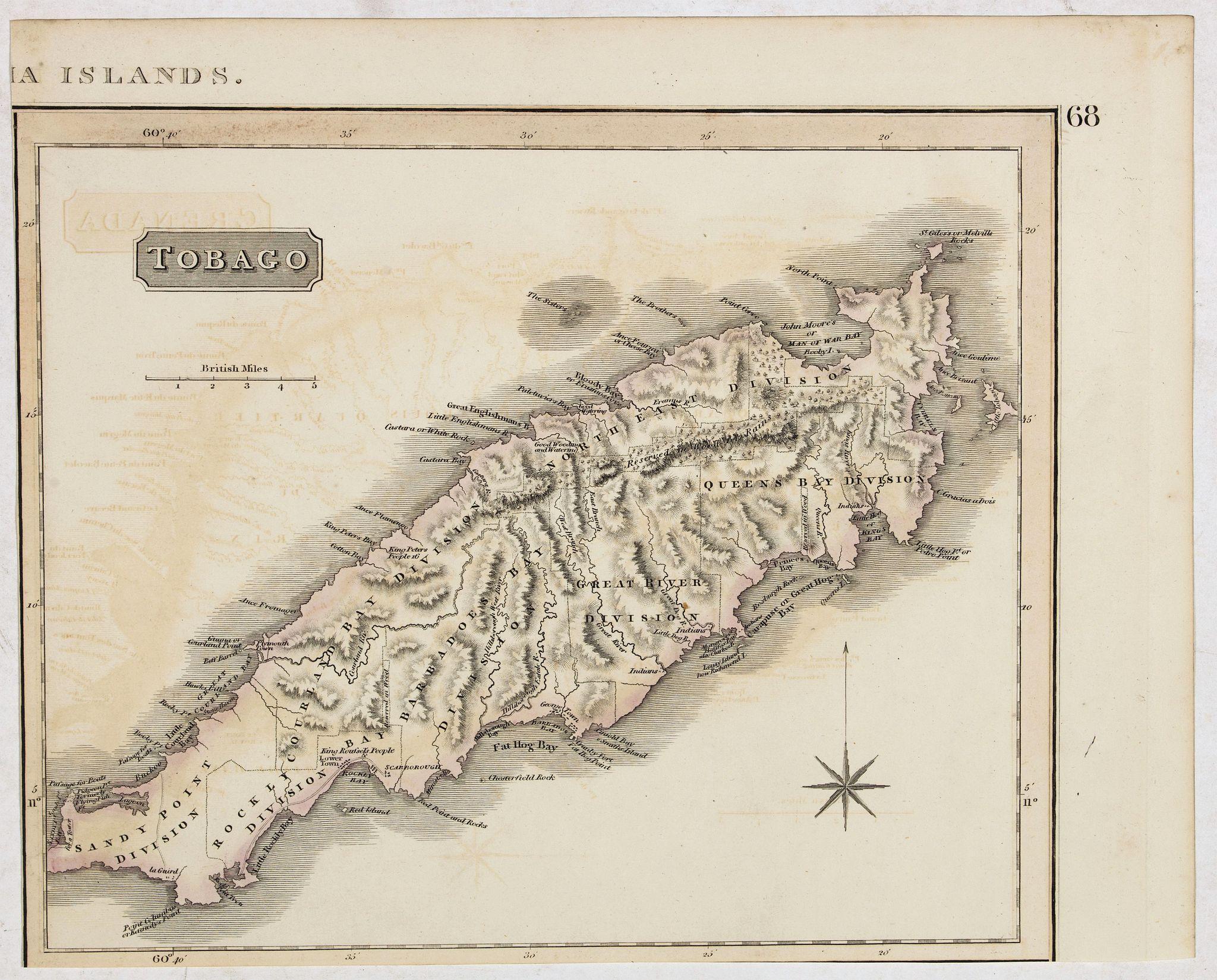 THOMSON, J. -  Tobago.