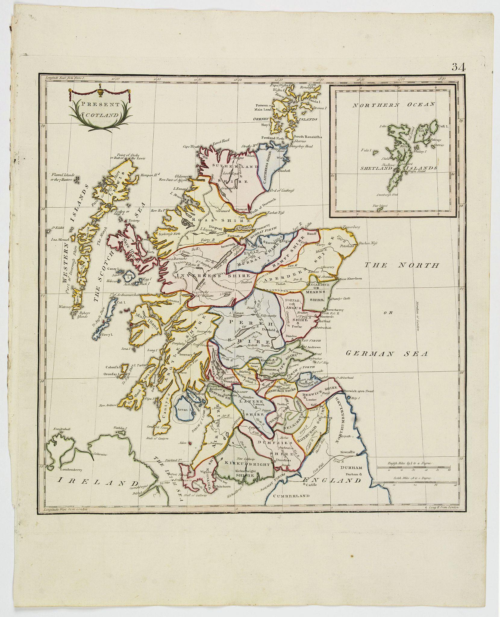 STACKHOUSE, Thomas. - Present Scotland.