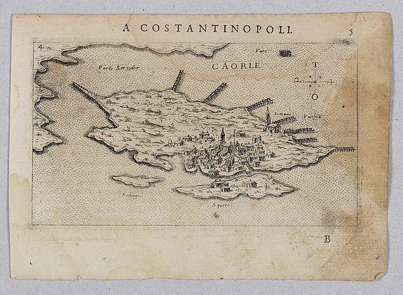 ROSACCIO, Giuseppe. -  [View of Caorle].