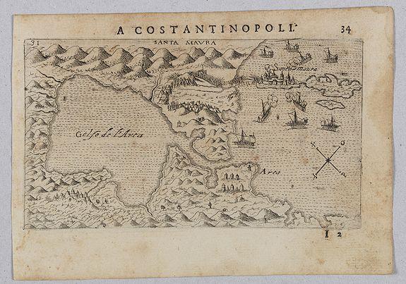 ROSACCIO, Giuseppe. -   Santa Maura, Golfo de l'Avta.