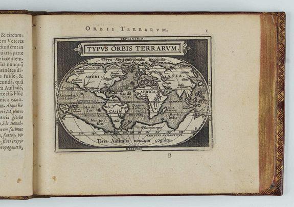 ORTELIUS, Abraham / GALLE, Filips. -  Epitome Theatri Orteliani, praecipuarum orbis regionum delineationes…