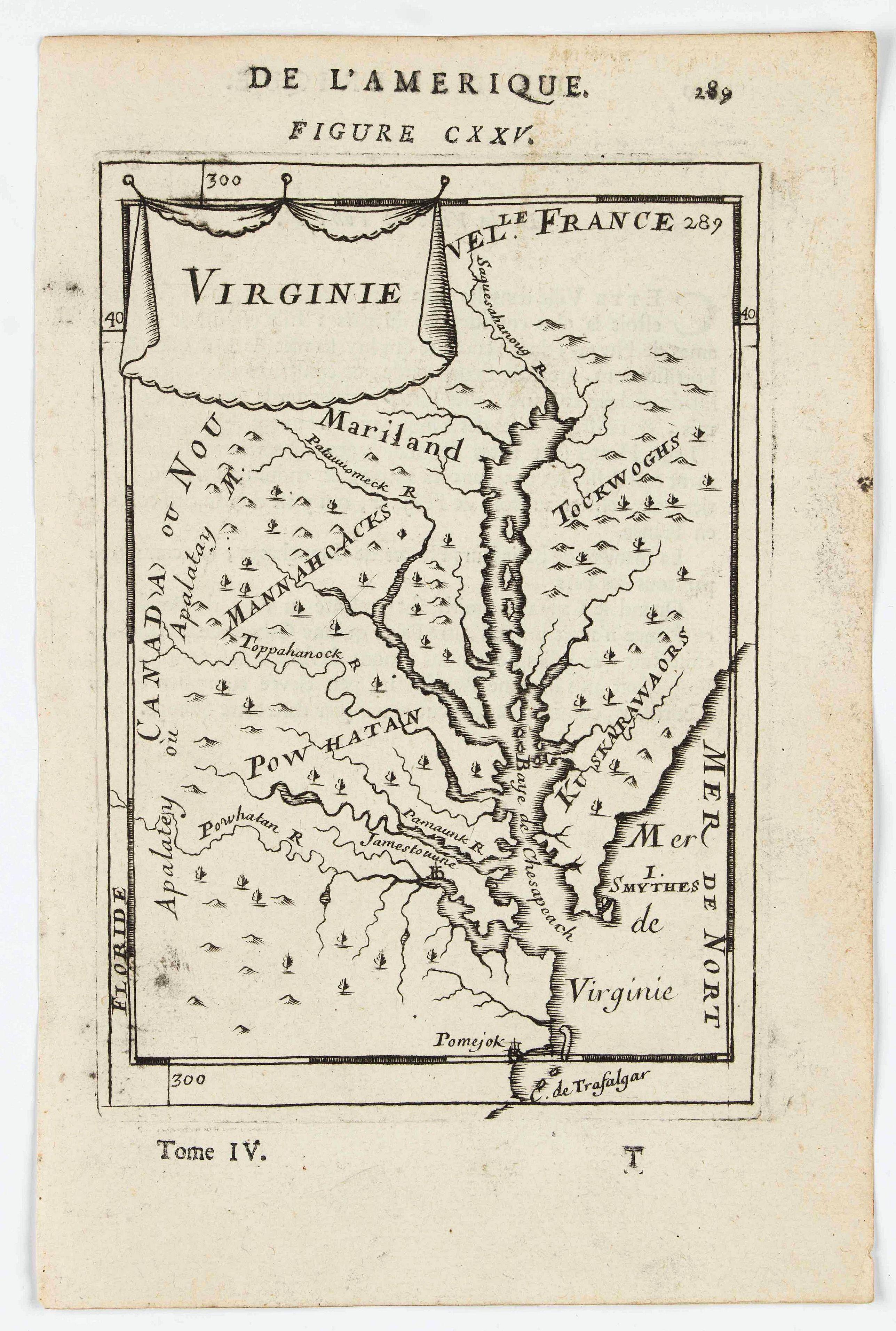 MANESSON MALLET, A. -  Virginie.