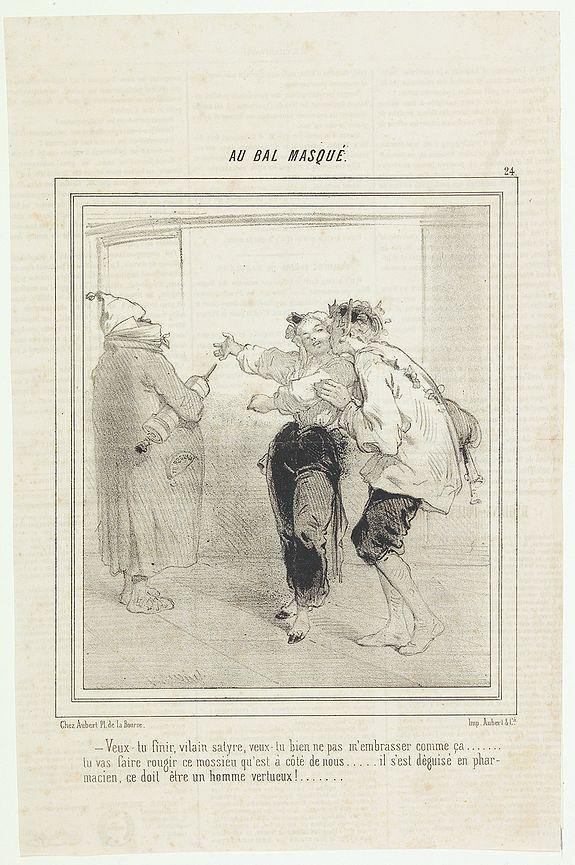 AUBERT & CO. -  Au Bal Masque No. 24