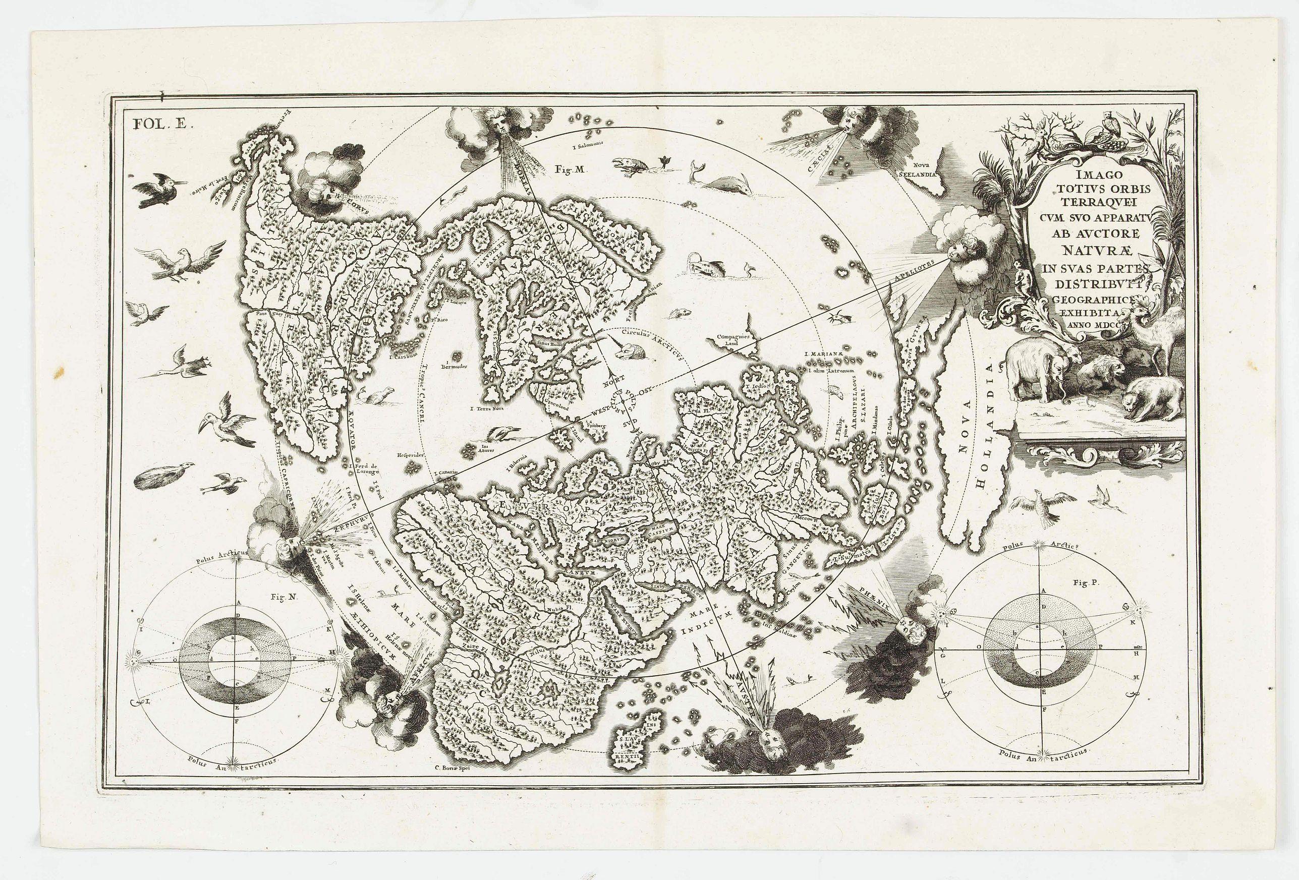 SCHERER, H. - Imago Totius Orbis..
