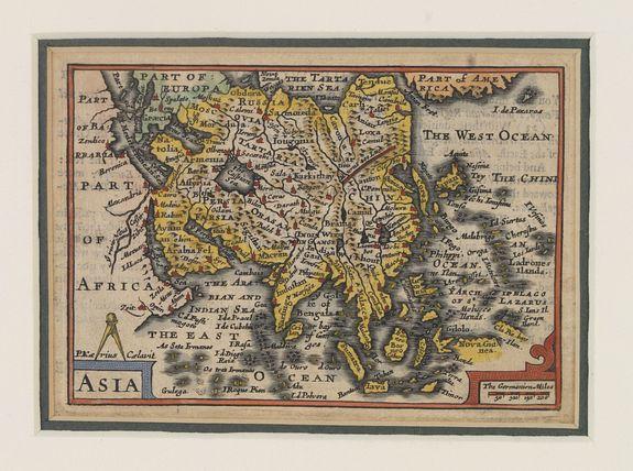 VAN DEN KEERE, P. -  Asia.