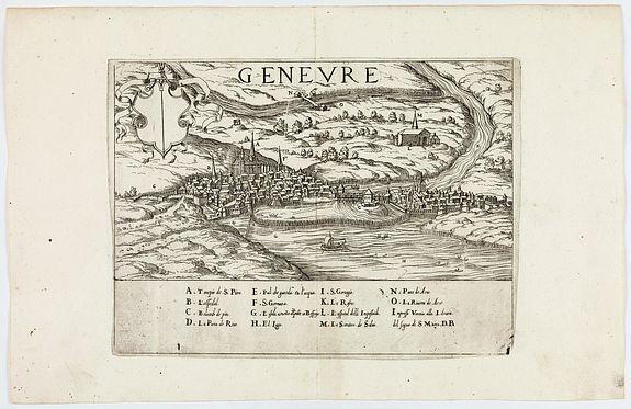 VERBEEK, R.D.M. - Topographische en geologische kaart van Zuid-Sumatra bevattende de residentien Bengkoelen, Palembang en Lampongsche Districten.