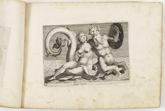 WEYER, G. -  Monstra Marina. Meehr Wunder. Inventore Gabrielo Weÿero Norimberg excudebat Petr. Iselburg Col. 1617
