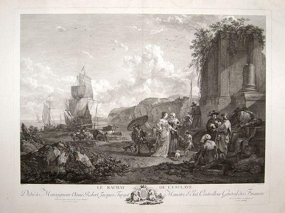 BERGHEM, N. / LAURENT, P. -  Le Rachat de l'Esclave.