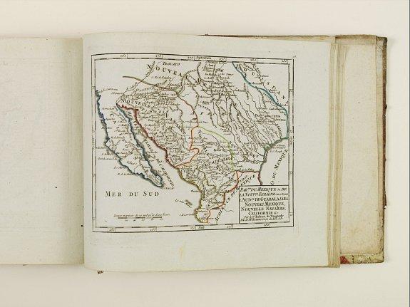 ROBERT DE VAUGONDY, G. -  Atlas portatif universel.