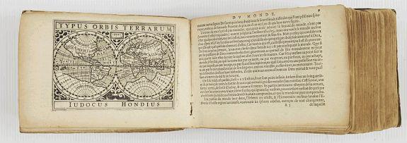 BERTIUS,P. - Tabularum Geographicarum Contractarum