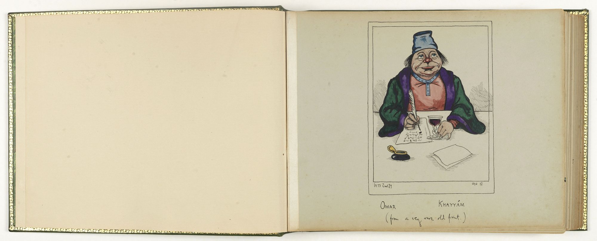 SMITH, B. -  The Rubaiyat of Omar Khayyam (Edward Fitzgerald translation)