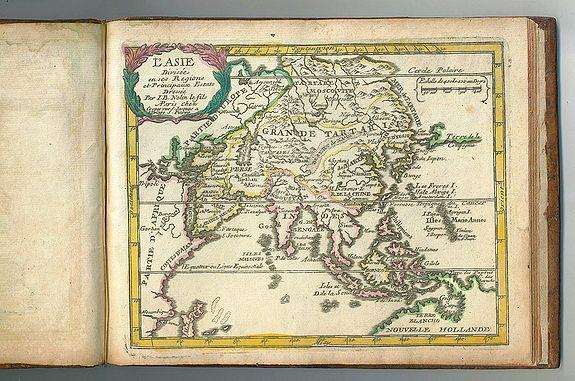 NOLIN, J. B. / CREPY. -  [Atlas].