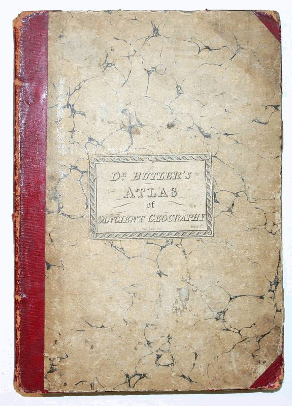 BUTLER,S. - An atlas of ancient geography.