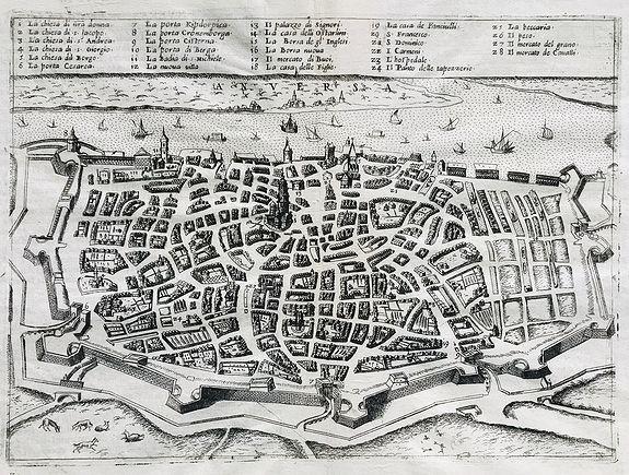 FORLANI, P. / BALLINO, G. - Anversa (Antwerp).