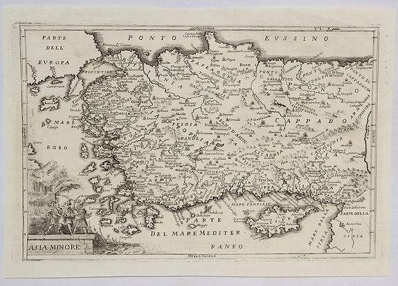 CELLARIUS, C. - Asia Minore.