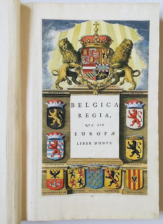 BLAEU, Joan - Geographiae Blavianae, Volumen Quartum quo Liber IX, X Europae Continentur. (Blaeu, Atlas Maior, volume 9)