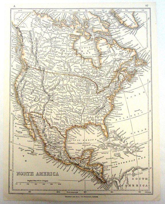 LOWRY, J.W. - North America.