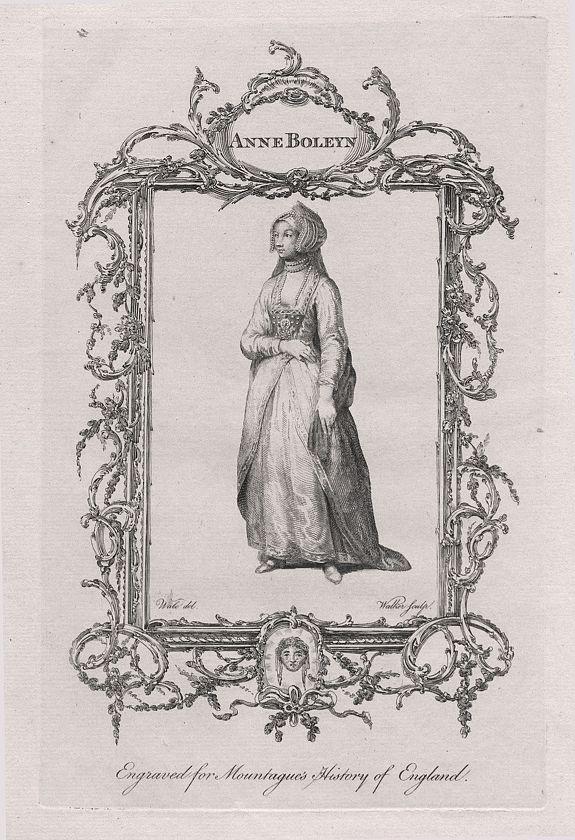 Mountagues History of England. - Anne Boleyn.