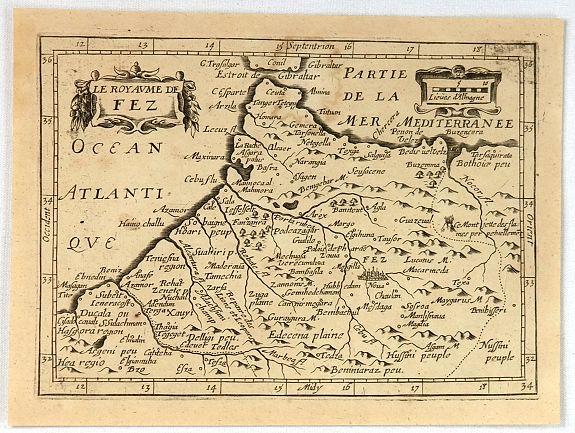 JOLLAIN, G. - Le Royaume de Fez.