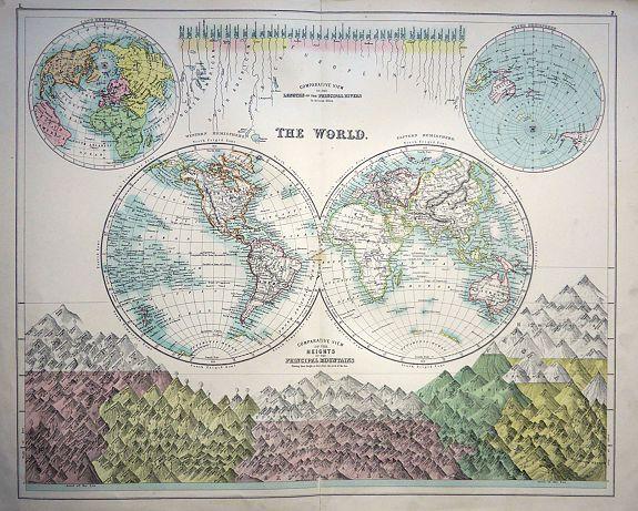 Adam & Charles Black.  - The World