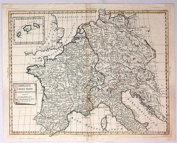 ZATTA, A. - Imperium Caroli Magni Occidentis Imperatoris.