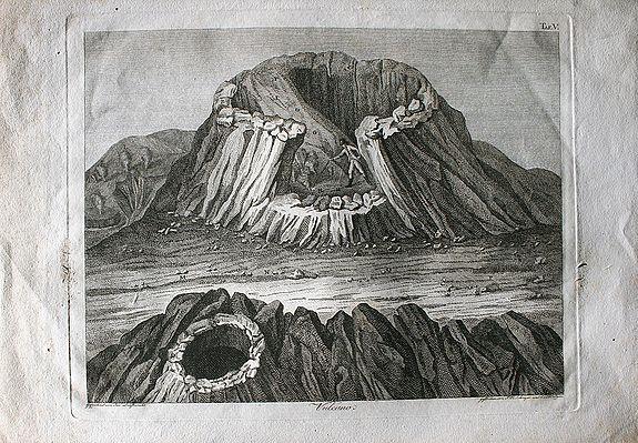 Lanfranchi, G. - Vulcano.