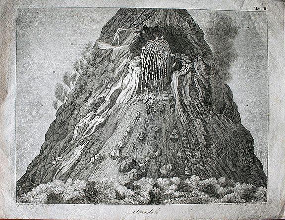 Lanfranchi, G. - Stromboli.